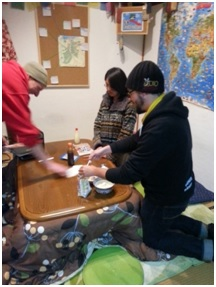 Okonomiyaki  松本 松本  宿 ゲストハウス 松本ゲストハウス ゲストハウス松本 女一人旅
